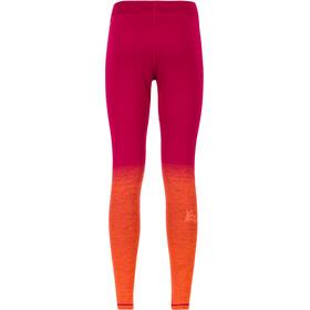 La Sportiva Patcha Leggings Femme, beet/lily orange